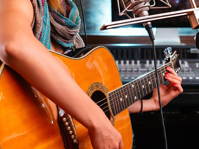 Musicalive | Corsi di chitarra classica a Mestre