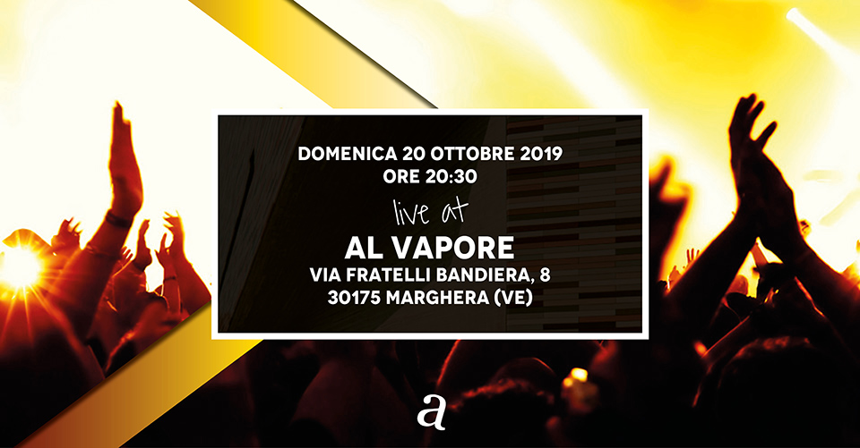 Musicalive | Live at Al Vapore Marghera