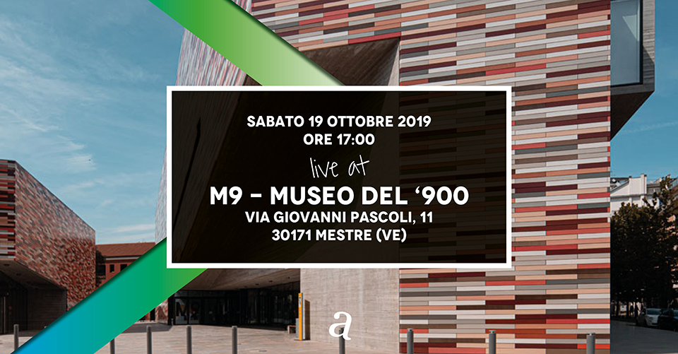 Musicalive | Live at M9 Museo Del Novecento