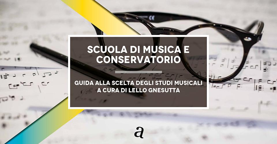 Musicalive | Scuola di musica e conservatorio | Guida alla scelta