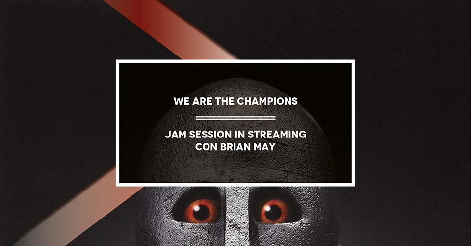 Musicalive   Scuola di musica   We Are The Champions con Brian May