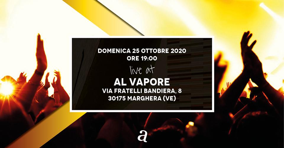 MusicaLIVE | Concerto Al Vapore