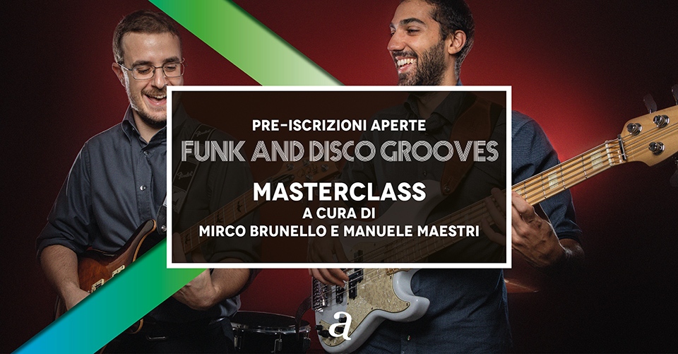Musicalive | Masterclass Funk And Disco Grooves