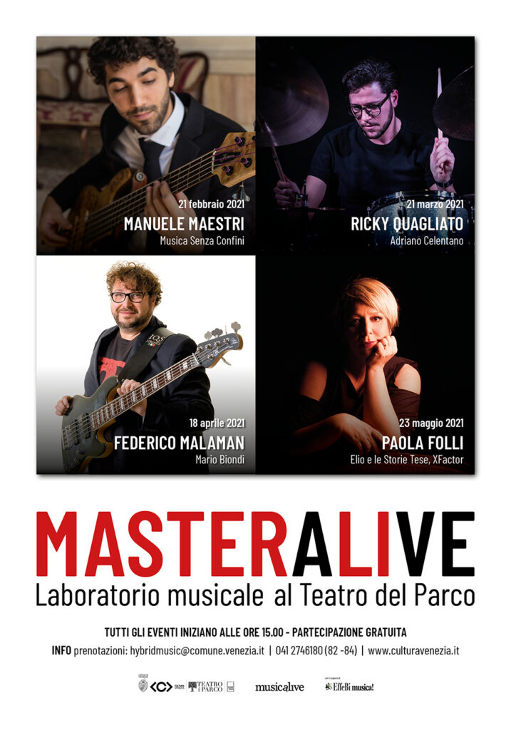 Musicalive | MasterAlive - Masterclass 2021