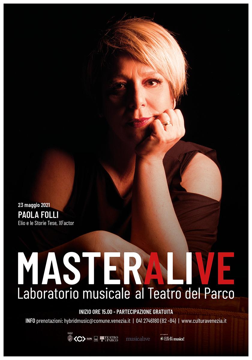 Musicalive | MasterAlive: Masterclass Paola Folli