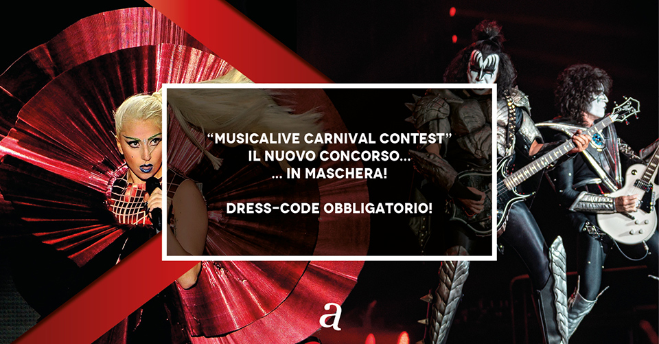 Musicalive | Carnival Contest 2021