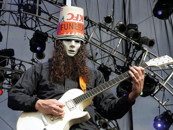 Musicalive | Carnival Contest - Buckethead
