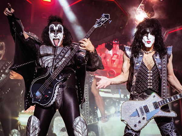 Musicalive | Carnival Contest - Kiss