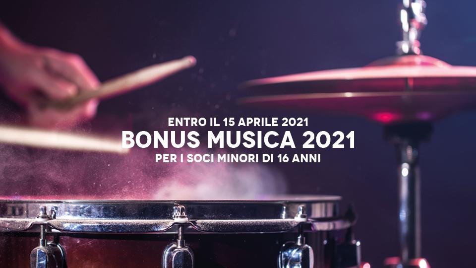 Musicalive | Bonus Musica 2021