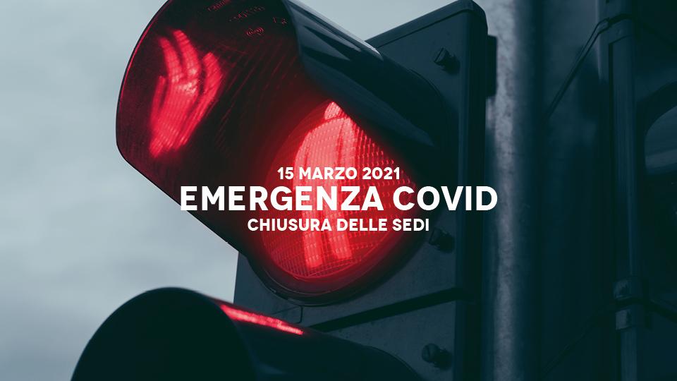 Musicalive | Emergenza Covid | Chiusura delle Sedi