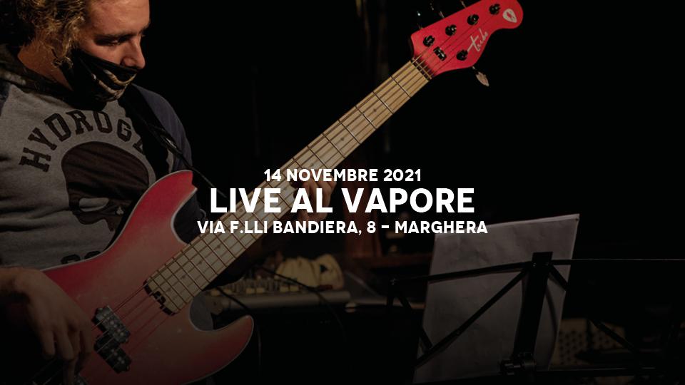 Musicalive - Live Al Vapore 2021